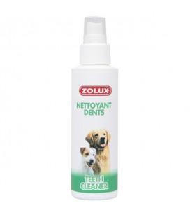 Zolux lozione per la pulizia dei denti dei cani 100 ml