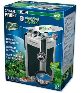 Jbl Cristallprofi greenline E1502 filtro esterno per Acquari fino a 700LT