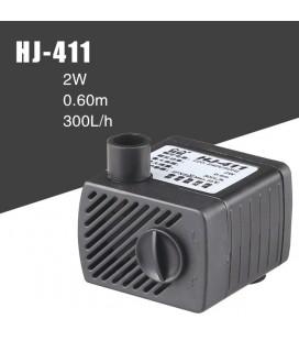 SUNSUN POMPA PER ACQUARIO ACQUARI 300 LT/H REGOLABILE HJ411