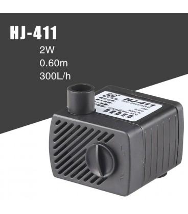 Sunsun pompa per acquario acquari 300 lt h regolabile hj411 for Pompa per acquario tartarughe