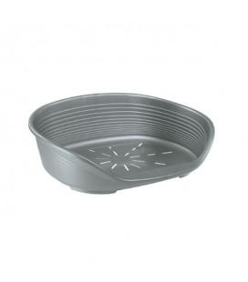 Ferplast Cuccia in plastica Siesta Delux 12 argento