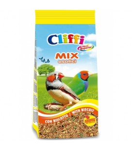 Cliffi new superior mix esotici 1 kg con biscotto Cliffi new superior mix esotici 1 kg con biscotto