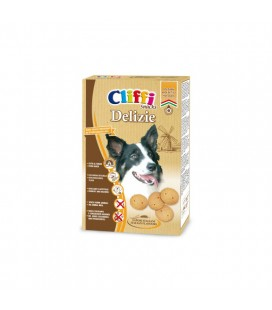 Cliffi delizie snacks 400 gr
