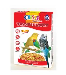 Cliffi, TROPIFRUIT Uccelli Granivori 300 gr