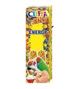 Cliffi sticks esotici con uova e miele energy 60 gr