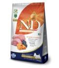 Farmina n&d pumpkin grain free adult mini agnello zucca e mirtillo 800 gr