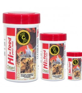 Ottavi Hi-Food pesci rossi in scaglie 1000 ml/200 gr