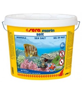 Sera basic salt 600 lt/secchiello 20 kg