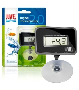 Juwel termometro subaqueo waterproof digitale interno a batteria