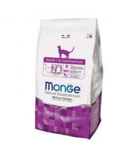 MONGE CAT ADULT 1,5KG