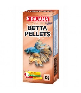 Dajana betta pellets 35 ml 15 gr