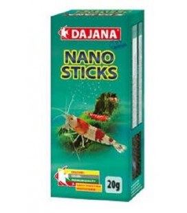 Dajana nano sticks per invertebrati 35 ml