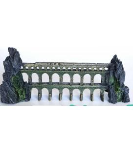 Velma decorazione acquedotto romano 37.5x 9.3x14 cm