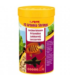 Sera Artemia Shrimps 250 ml/16 gr