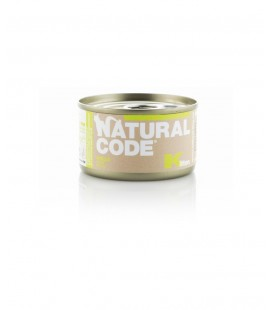 Natural code gatto kitten pollo 85 g