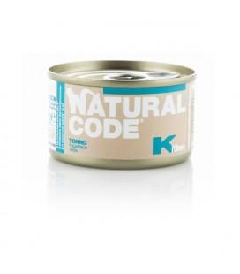 Natural line Kitten al Tonno e Vitamina Premix da 85g