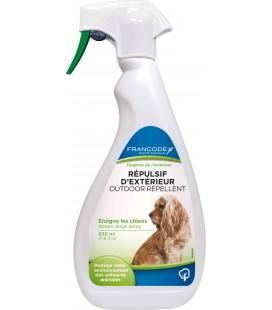 Francodex Repellente d'esterni per cani 650 ml