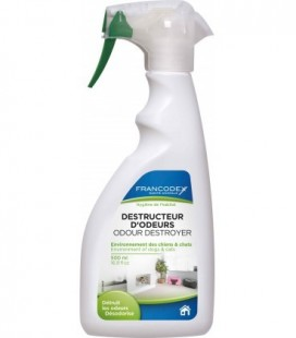 Francodex Spray eliminatore di odori per la casa 500 ml