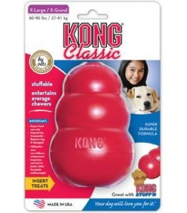 KONG CLASSIC SMALL PER CANI UP 0 KG