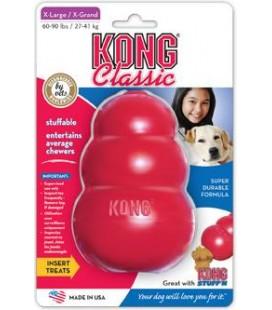 KONG CLASSIC LARGE PER CANI da13 a 30 kg