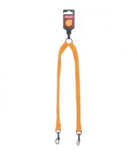 Zolux accoppia cani 40cm-15mm arancione