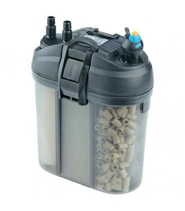 Eden Filtro esterno 521 con riscaldatore 200W per acquario fino a 200 litri