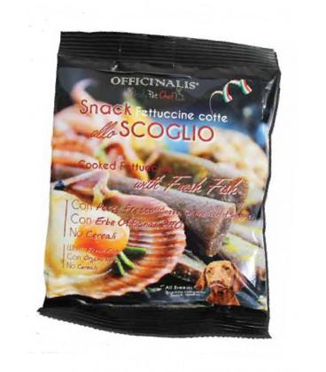 officinalis snack fettuccine cotte allo scoglio 100 gr