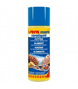 Sera Marin Coraliquid 250 ml Mangime Liquido Invertebrati