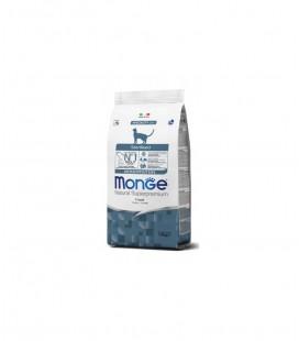 Monge Cat Sterilised Monoproteico Trota 1,5 kg