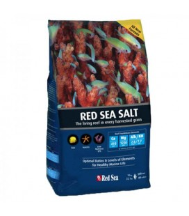 Red Sea Salt Meersalz Busta 2 Kg per 60 Litri