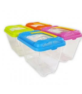 Also vascheta per pesci e tartarughine Ponza 4 lt.9 (cm 32,5x21x20