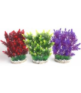 Sydeco siepe pianta in plastica cm 25