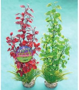 Sydeco amazonian pianta in plastica cm 42