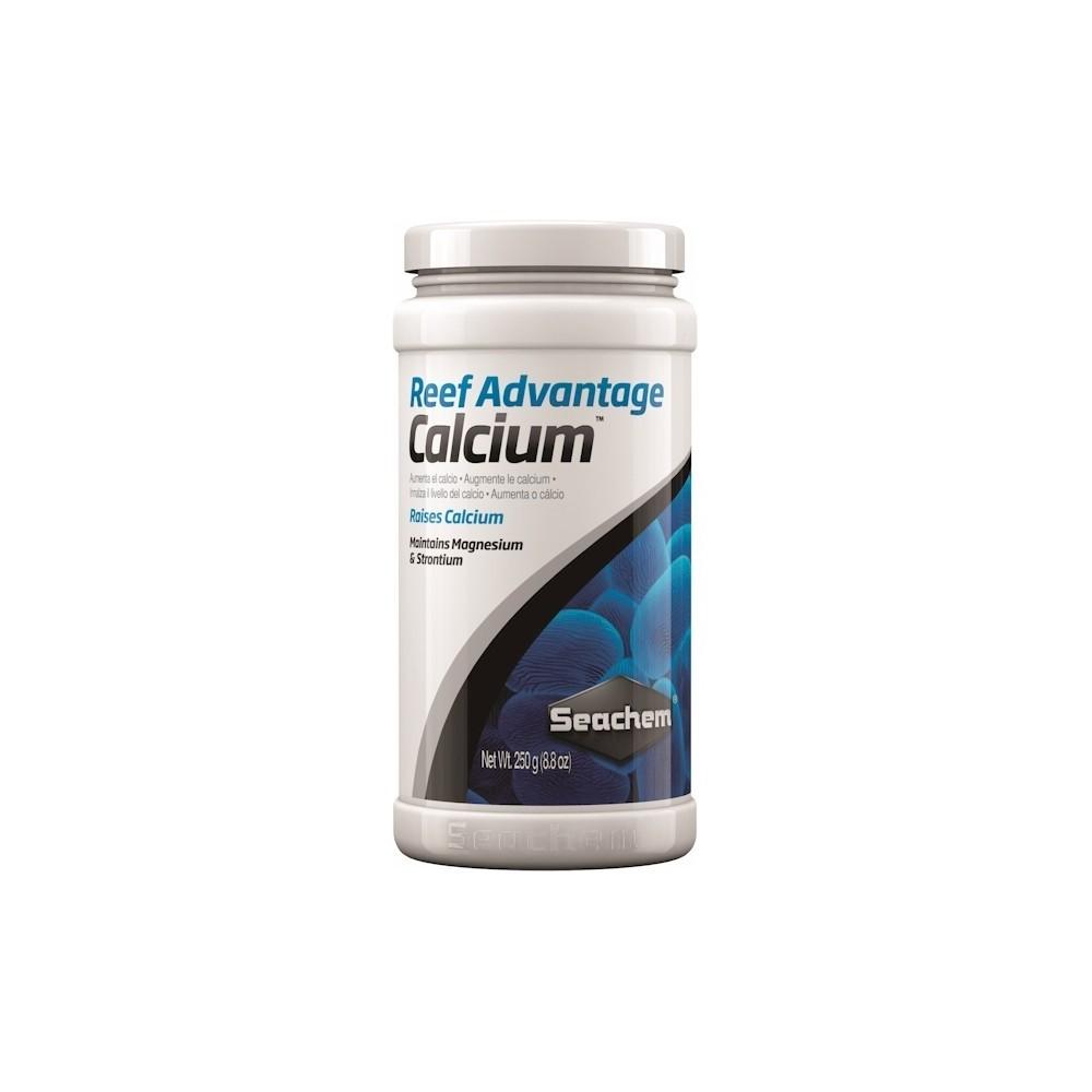 Seachem reef advantage calcium 500 ml integratore a base for Acquari marini offerte