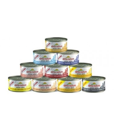 Almo nature Gatto HFC classic natural adult 70 gr scatola