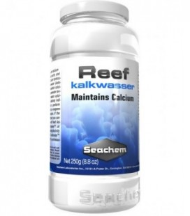 Seachem Reef Kalkwasser 500 ml (Poligluconato di calcio concentrato biodisponibile)