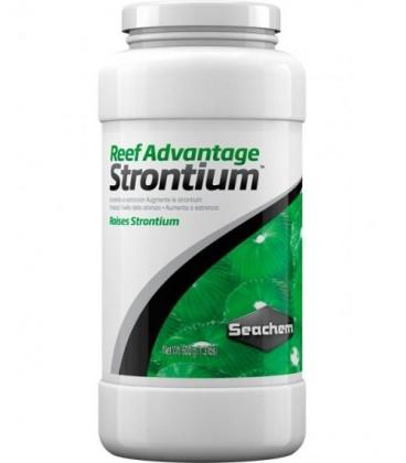Seachem Reef Advantage Strontium 600 gr. (Integratore di stronzio per acquari marini di barriera)