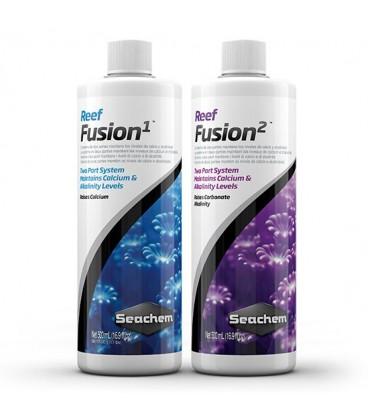 Seachem Reef Fusion 1 500 ml (Integratore di oligoelementi per acquari marini di barriera)