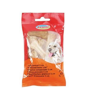 Zoolux Avanti 10 ossi pelle di bufalo cm 5