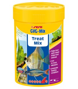 Sera GVG-Mix nature 250 ml/60 gr