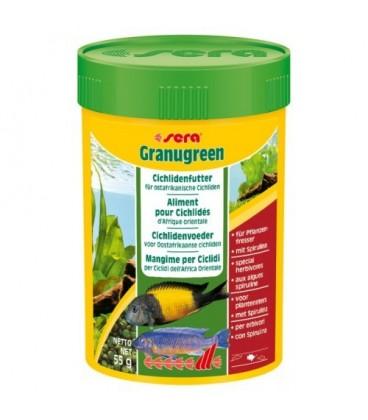 Sera Granugreen granulare 250 ml/135 gr