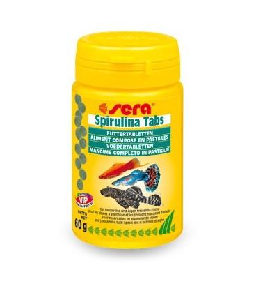 Sera Spirulina Tabs 24 pasticche