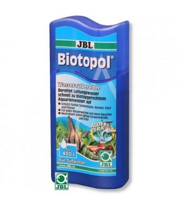 Jbl Biotopol biocondizionatore 250 ml per 1000 litri