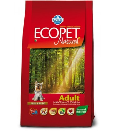 Farmina Ecopet natural Adult mini vari formati