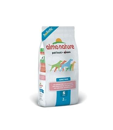 Almo Nature Holistic crocchette cani adulti S salmone e riso 400 gr