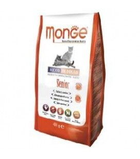 Monge Natural Superpremium Senior crocchette con pollo gr.400