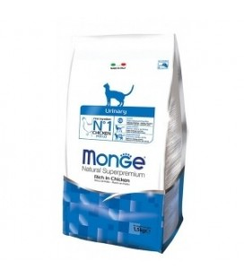 Monge Natural Superpremium Urinary crocchette con pollo gr.400