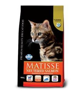 Farmina Matisse Neutered Crocchette al samone 1.5 KG