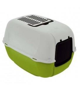 Ferplast Prima toilette / cassetta per lettiera chiusa con porta 39,5x52,2x38h cm