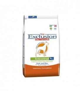 Exclusion Diet Formula Gastrointestinal per cani oltre 10 kg peso con maiale e riso 3kg
